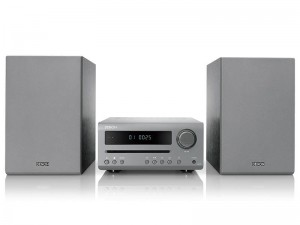 DENON D-T1 GREY MATT Mini wieża stereo z CD
