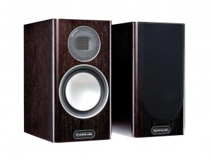MONITOR AUDIO GOLD 5G 100 DARK WALNUT PARA