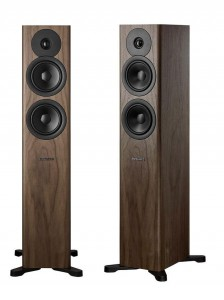 Dynaudio Evoke 30 ORZECH walnut wood