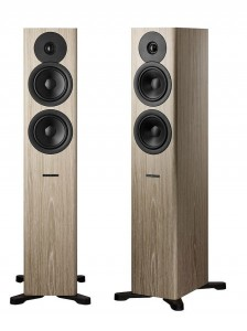 Dynaudio Evoke 30 blond wood