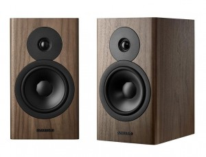 Dynaudio Evoke 20 ORZECH walnut wood