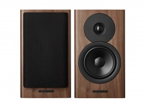 Dynaudio Evoke 10 ORZECH walnut wood