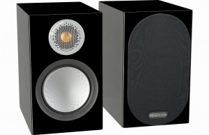 MONITOR AUDIO SILVER 6G 50 BLACK GLOSS