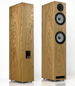 PYLON AUDIO Ruby 25 mkII. kolor Smoked Oak olejowosk