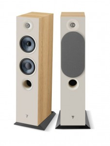 FOCAL CHORA 816 WHITE STYLE + KABLE
