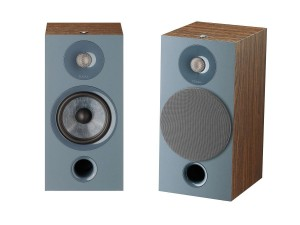 FOCAL CHORA 806 WALNUT + KABLE
