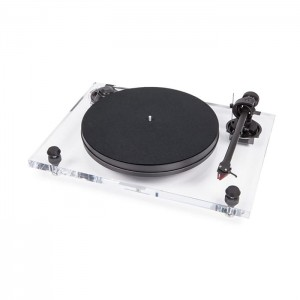 PRO-JECT 2-XPERIENCE Primary Clear Acryl GRAMOFON