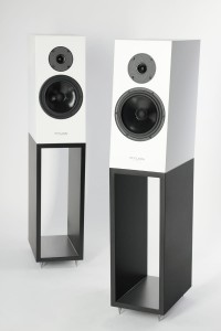 PYLON AUDIO Diamond MONITOR BIAŁY HG PARA
