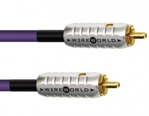 WIREWORLD ULTRAVIOLET Kabel coaxial RCA - 2,0m
