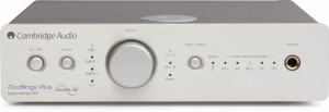 CAMBRIDGE AUDIO DAC MAGIC PLUS SILVER